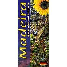 Landschaften auf Madeira: Ein Auto- und Wanderführer. Mit Update-Service