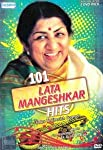 About the Album     101 Lata Mangeshkar Hits is a compilation album of one of India's most respected singers', Lata Mangeshkar, songs. These 101 songs are split across the three DVDs that come in this box set. they are all video songs, some n...
