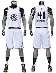 Camiseta NBA 2019 All-Star Traje De Baloncesto Uniforme Juvenil Tejido Bordado Número Jersey Jersey