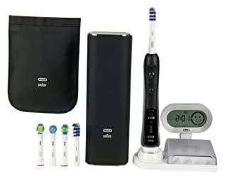 Braun Oral-B TriZone 7000 elektrische Premium-Zahnbürste (mit SmartGuide) schwarz (B00DPI4MDK) | Amazon price tracker / tracking, Amazon price history charts, Amazon price watches, Amazon price drop alerts