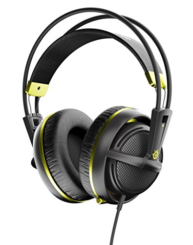 SteelSeries Siberia 200 Gaming Headset (Ausziehbares Mikrofon) alchemy gold
