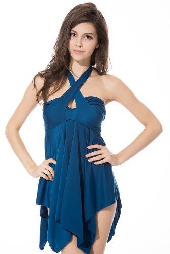 """Ivy Shi donna""""impy dell'abito Blu"""