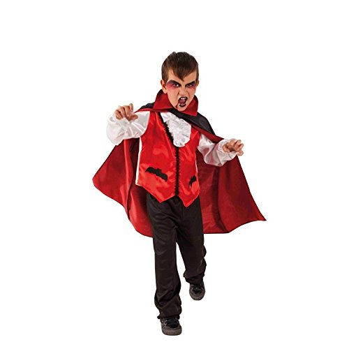 Rubies Disfraz Infantil - El Conde Drácula 5-7 años