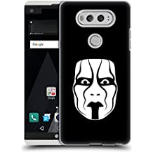 Ufficiale WWE The Mask Sting Cover Retro Rigida per LG V20