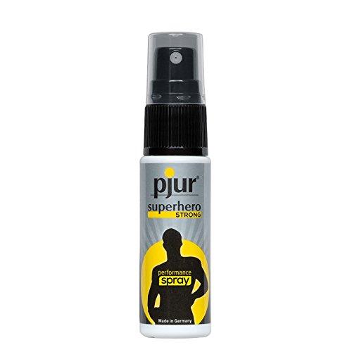 pjur superhero strong spray, 1er Pack (1 x 20 ml)