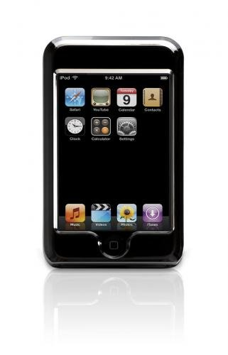 Griffin Reflect Case for iPod Touch Polycarbonat - MP3-/ MP4-Player-Taschen (iPod Touch, Polycarbonat)