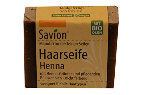 """Haarwaschseife """"Henna"""", SAVION"""