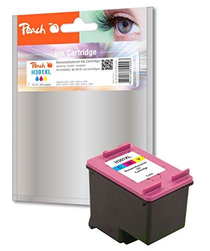 Preisvergleich Produktbild Peach Druckkopf color kompatibel zu HP No. 301XL, CH564EE