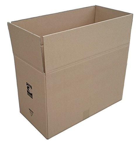 Preisvergleich Produktbild 5 Stück Faltkarton 600x300x400mm Umzug Transport