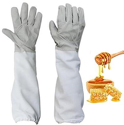yosoo Bienenzucht Supplies Werkzeug Equipment Schleier Anzug Smocker Hive Rahmenhalter Handschuhe Bee Pinsel von Yosoo bei Du und dein Garten