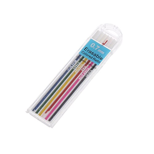 exing laápiz de color lápiz Minas Lápices de lápices de colores Crayons, 0.7mm, ideal para caracteres y multicolor pintar en Hobby, trabajo, proyectos escolar y más