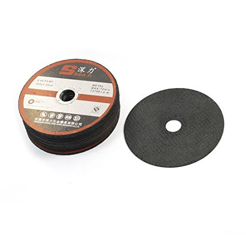 Water & Wood 105mm OD 16mm Inner Dia Metal Cutting Polishing Grinding Cut Off Wheel - 16 Cut Off Wheel
