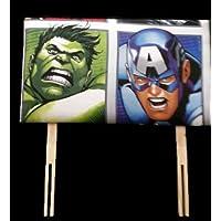 Kinder Disney Bett Kopfteil für Kinder W/über 20Zeichen: Hulk–Captain America–Avengers von Inspirieren Häuser preisvergleich bei kinderzimmerdekopreise.eu