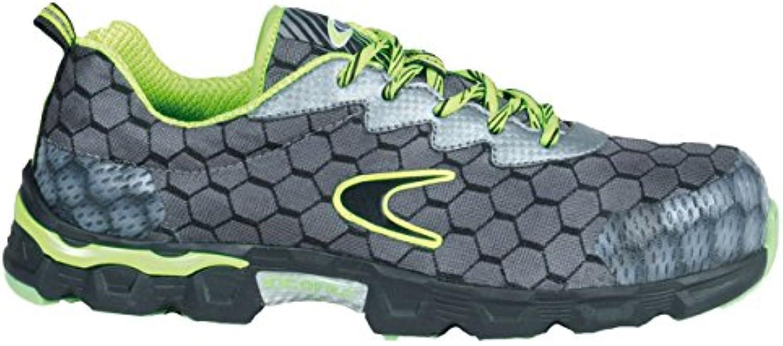 Cofra je020 je020 je020 – 000.w38 taglia 38 S1 P SRC Lowball sicurezza scarpe, Coloreeee  grigio lime verde   Chiama prima    Uomini/Donne Scarpa  103ee3