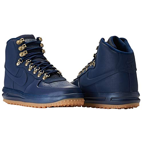 online store 8e5f3 f8a3d Nike Lunar Force 1 Duckboot  18, Chaussures de Fitness Homme, Multicolore  Obsidian