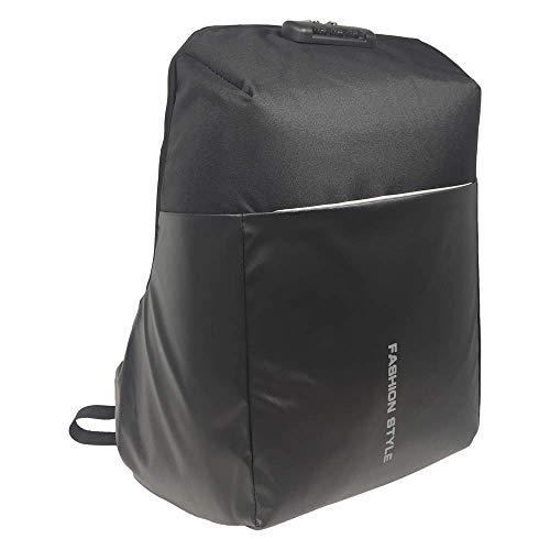 zaino PC Porta Notebook Borsa ANTIRAPINA Lavoro Viaggio con USB CM. 45 - AST9799