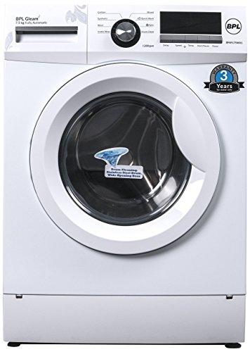BPL 7.5 kg Fully-Automatic Front Loading Washing Machine (BFAFL75WX1, White)