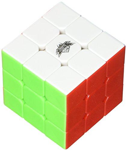 Vdealen 3x3x3 Vitesse Cube de Magique Professionnel