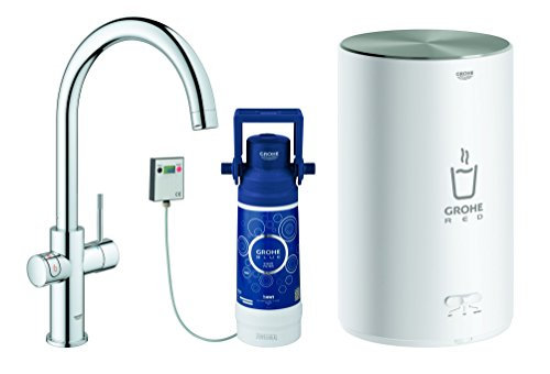 GROHE 30058001 | Red 2.0 Duo Tap | 3L Boiler