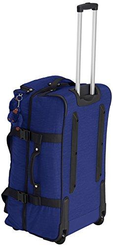 Kipling - TEAGAN M - 74 Litres  - Bleu/Noir Bleu/Noir