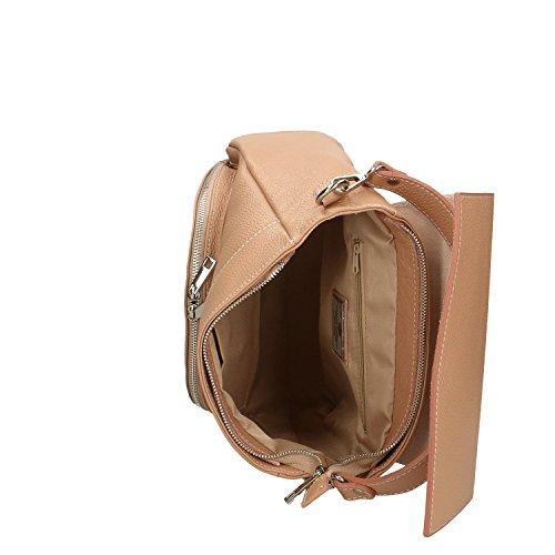 Tienda De Descuento Para Explorar La Venta En Línea Chicca Borse Handbag Borsa a Mano in Vera Pelle Made in italy - 27x27x8 Cm Cipria Sneakernews Baratos OvoHURNIu