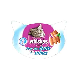 Whiskas Dentabits 50 g (Pack of 8)