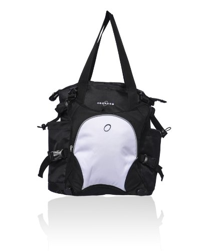 obersee-innsbruck-changing-bag-tote-with-cooler-black-white