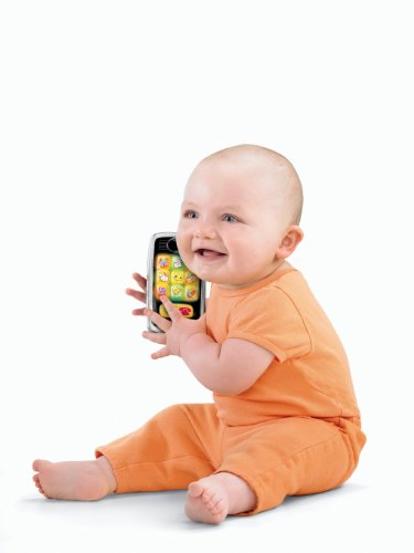 Fisher Price Laugh and Learn Smilin' Smart Phone