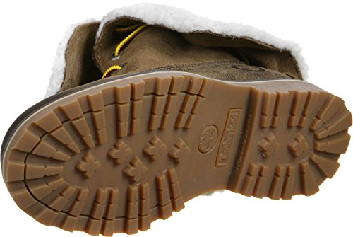 Timberland 6-Inch Waterproof Shearling Winterschuhe Braun