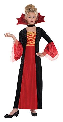 Party Showroom Fancy Dress - Gothic Prinzessin Kostüm -