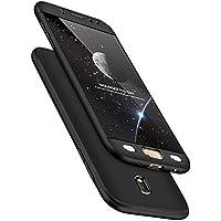 Galaxy J7 2017 Hülle,Galaxy J7 2017 Schutzhülle,Urhause 360 Grad Hart PC Schutzhülle [Front + Back Rundum Double... preisvergleich bei billige-tabletten.eu