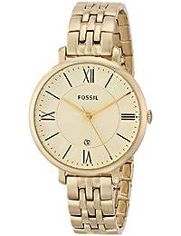 fb496dfda54e Amazon.es  reloj fossil mujer - Dorado  Relojes