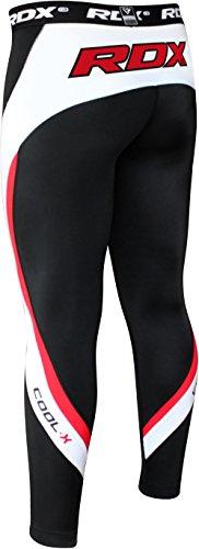 Zoom IMG-3 rdx boxe compressione pantaloni sudore