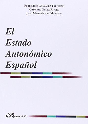 Estado autonómico español,El