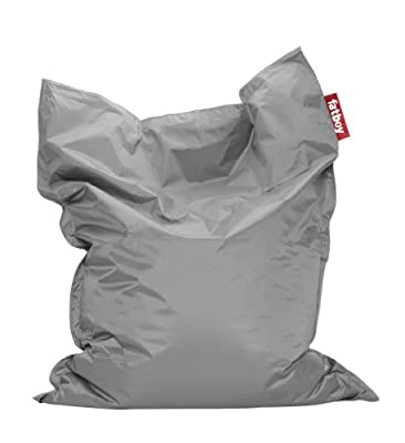 FATBOY The Original oversized beanbag in silver