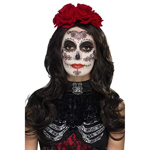 NET TOYS Set de Maquillaje día de los Muertos | De Varias Partes...