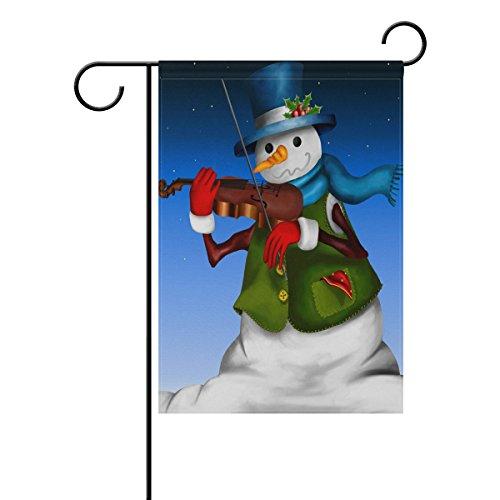 5885829ac133 Naanle - Bandera de jardín de poliéster para el día de San Valentín, 30,5 x  45,7 cm, Doble Cara, diseño de corazón, Color Rojo