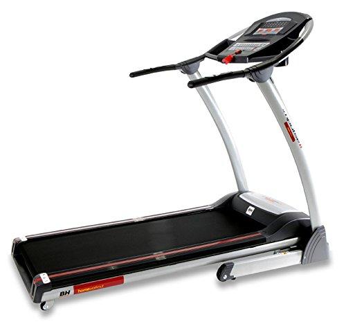 Bh Fitness IMPULSE DUAL II 10001332 tapis roulant elettrico pieghevole - 18 Km/h - Inclinazione elettrica 12% max. - Superficie 140x45 cm - 8 ANNI DI GARANZIA