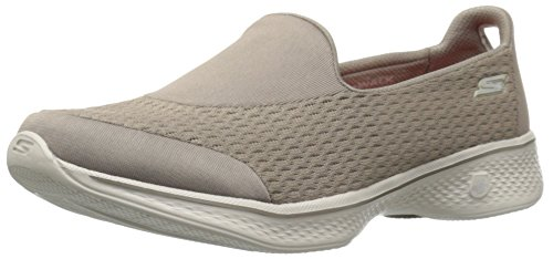 skechers-women-go-walk-4-pursuit-low-top-sneakers-beige-tpe-5-uk-38-eu