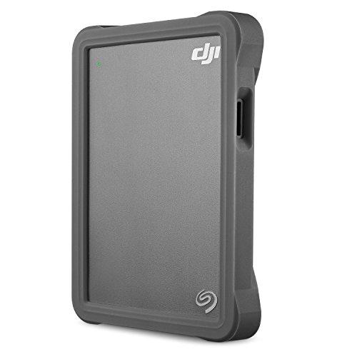 festplatte mit bluetooth Seagate STGH2000400 DJI Fly Drive 2 TB Externe tragbare Festplatte (6,4 cm (2,5 Zoll) mit integriertem Cardreader)