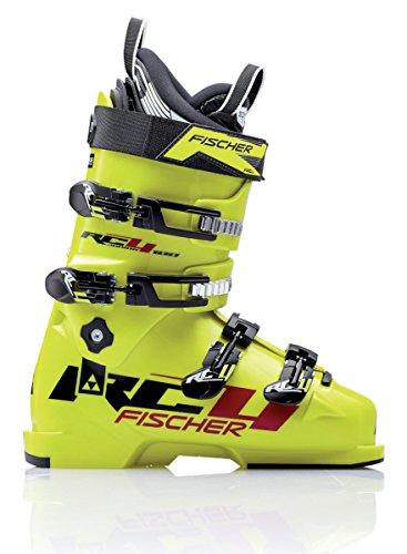 Fischer RC4 JR 100 Junior Grösse 25,5 Skischuhe Skistiefel U19014 -