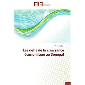 Les défis de la croissance économique au Sénégal