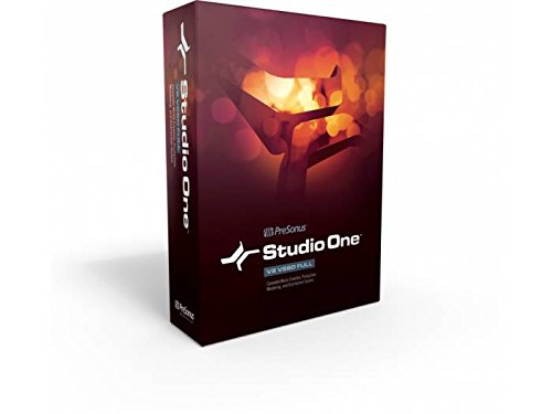 PRESONUS STUDIOONEPROFV2 - SOFTWARE DE ESTACION DE TRABAJO DE AUDIO DIGITAL (DAW)