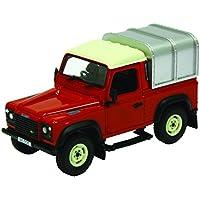 Britains 42732 Land Rover Defender 90 - Jeep miniatura (escala 1:32)