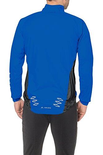 Vaude, Giacca Uomo Spray IV Blu (Hydro Blue)