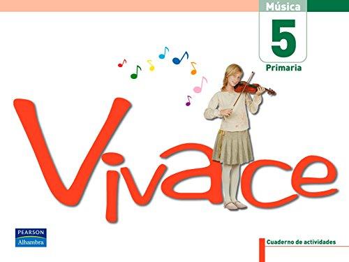 Vivace 5 pack cuaderno de actividades - 9788420551678