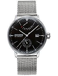 Junkers Herren-Armbanduhr Analog Automatik Edelstahl 6060M2