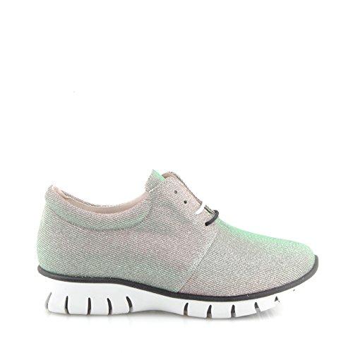 Felmini - Damen Schuhe - Verlieben Runner 9515 - Turnschuhe - Echte canvas - Mehrfarbig Mehrfarbig