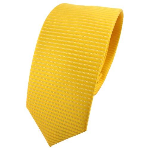 TigerTie - amarillo dorado sol