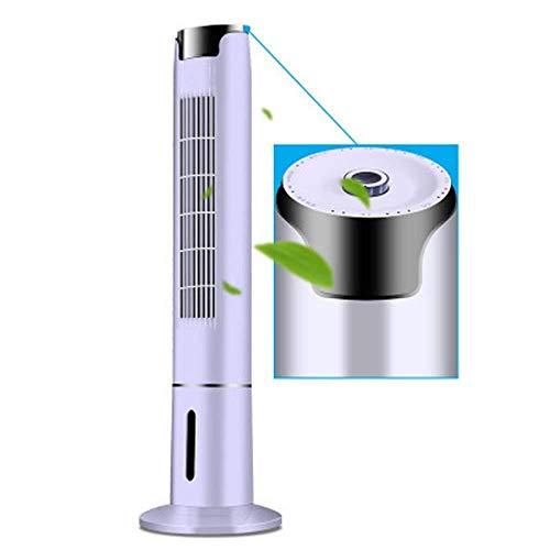 Betty White Tower Fan 300 * 300 * 1100mm, Lüfter mit Fernbedienung, für Heim und Büro, 220V (Color : B) (Motor Lasko-fan)